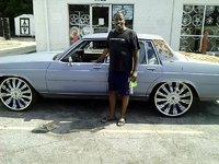 1984 Buick LeSabre Limited Sedan, 09/08/2014, exterior