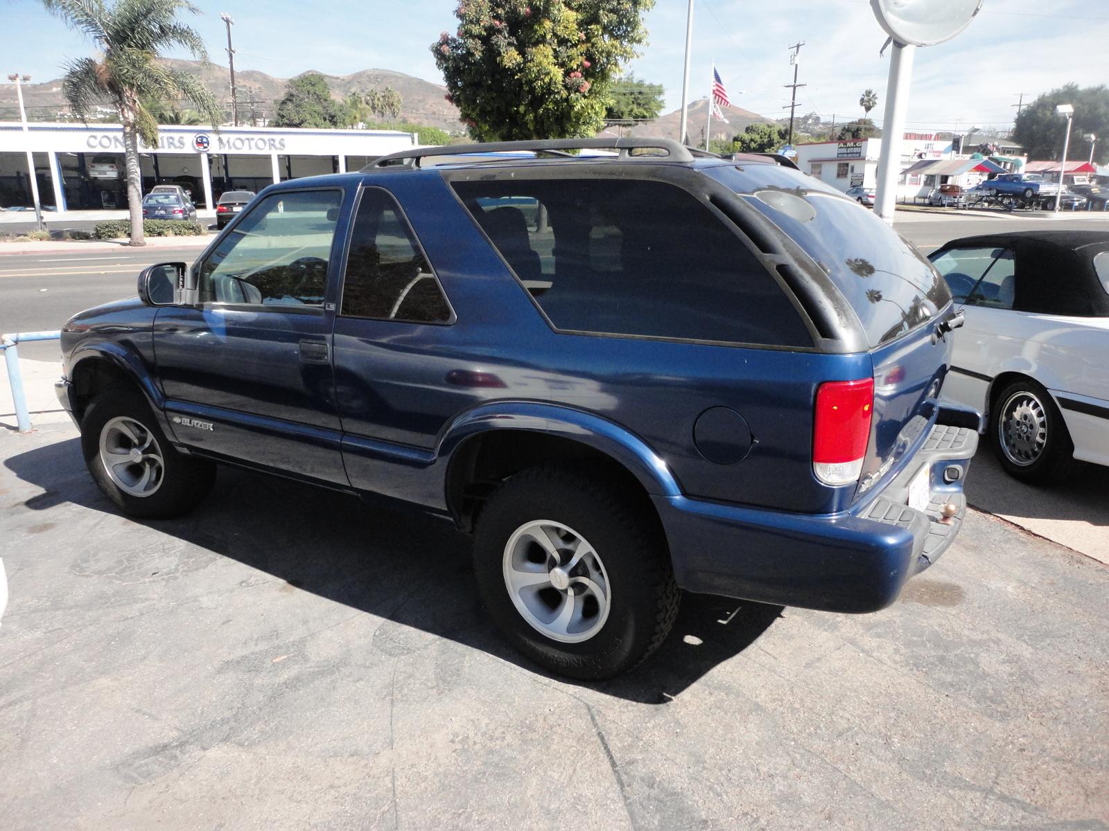 28 Images 2000 Chevrolet Blazer Trailblazer 2000