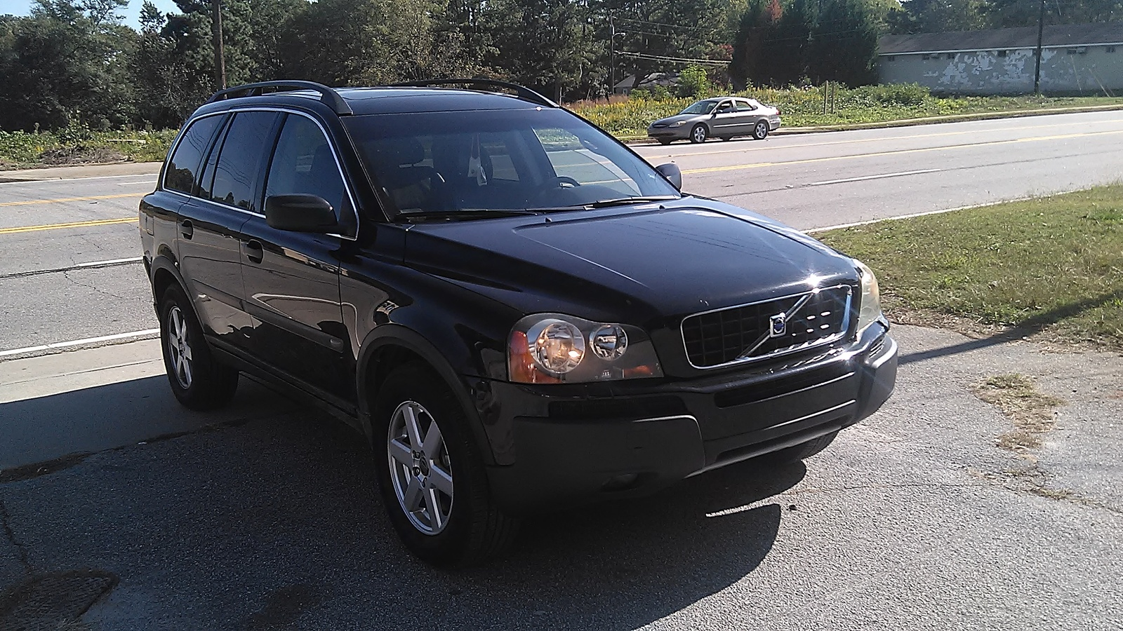 picture of 2005 volvo xc90 2 5t awd exterior. Black Bedroom Furniture Sets. Home Design Ideas