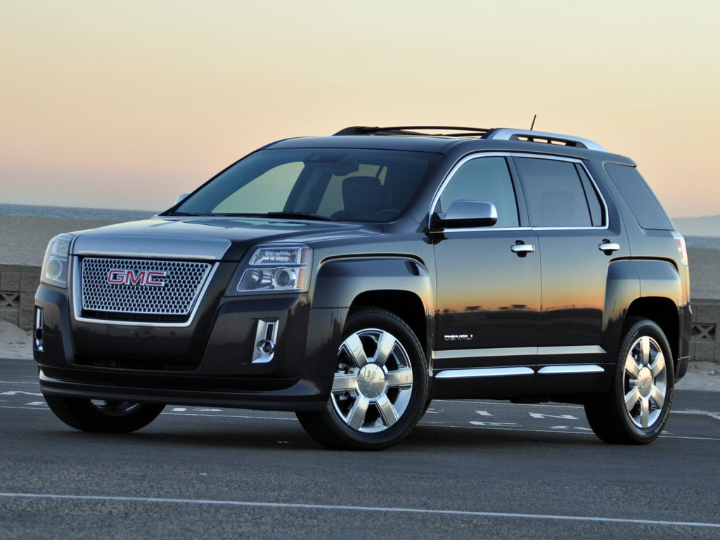 used gmc terrain denali for sale