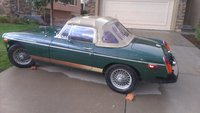 1975 MG MGB Overview