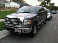 Picture of 2013 Ford F-150 XLT SuperCrew 5.5ft Bed 4WD, exterior