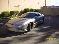 Picture of 2002 Pontiac Firebird Base, exterior