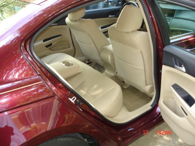 Picture of 2012 Honda Accord LX-P, interior