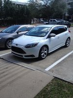 Picture of 2013 Ford Focus ST