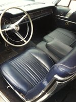 Picture of 1965 Chrysler 300, interior
