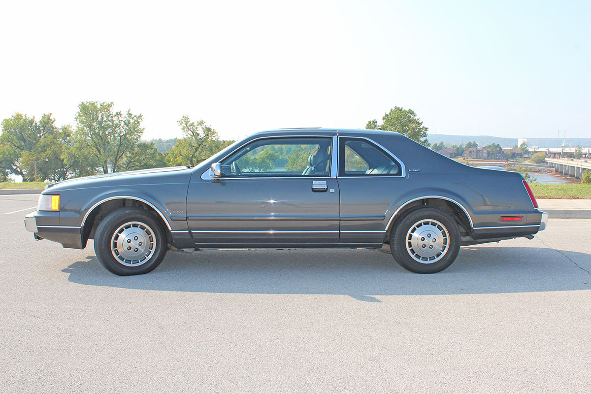 Picture Of 1986 Lincoln Mark Vii Lsc Exterior