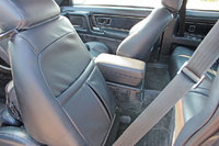 Picture of 1986 Lincoln Mark VII LSC, interior