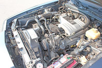 Picture of 1986 Lincoln Mark VII LSC, engine