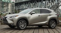 2015 Lexus NX 200t, Front-quarter view, manufacturer, gallery_worthy