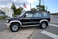 1989 Isuzu Trooper Overview