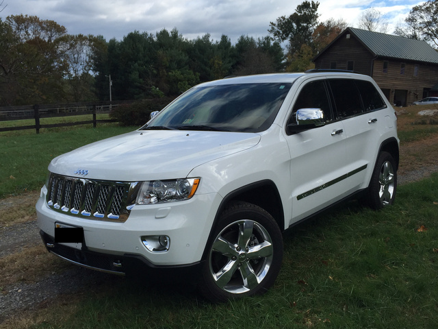 2013 Jeep Grand Cherokee - Pictures - CarGurus