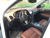 Picture of 2013 Jeep Grand Cherokee Overland Summit 4WD, interior