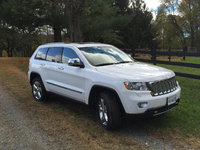 Picture of 2013 Jeep Grand Cherokee Overland Summit 4WD, exterior