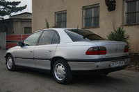 1998 Opel Omega Picture Gallery