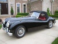 1957 Jaguar XK140 Overview