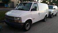 Picture of 2000 Chevrolet Astro Cargo Van 3 Dr STD Cargo Van Extended, exterior