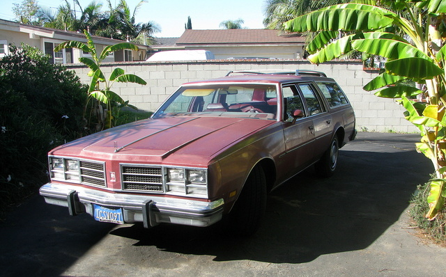 Picture of 1978 Oldsmobile Custom Cruiser, exterior, gallery_worthy