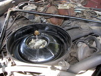 Picture of 1978 Oldsmobile Custom Cruiser, engine