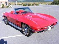 Picture of 1966 Chevrolet Corvette Convertible Roadster, exterior