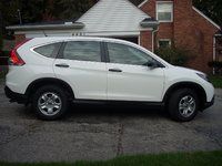 Picture of 2012 Honda CR-V LX AWD, exterior