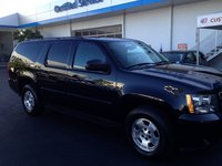 2008 Chevrolet Suburban Overview