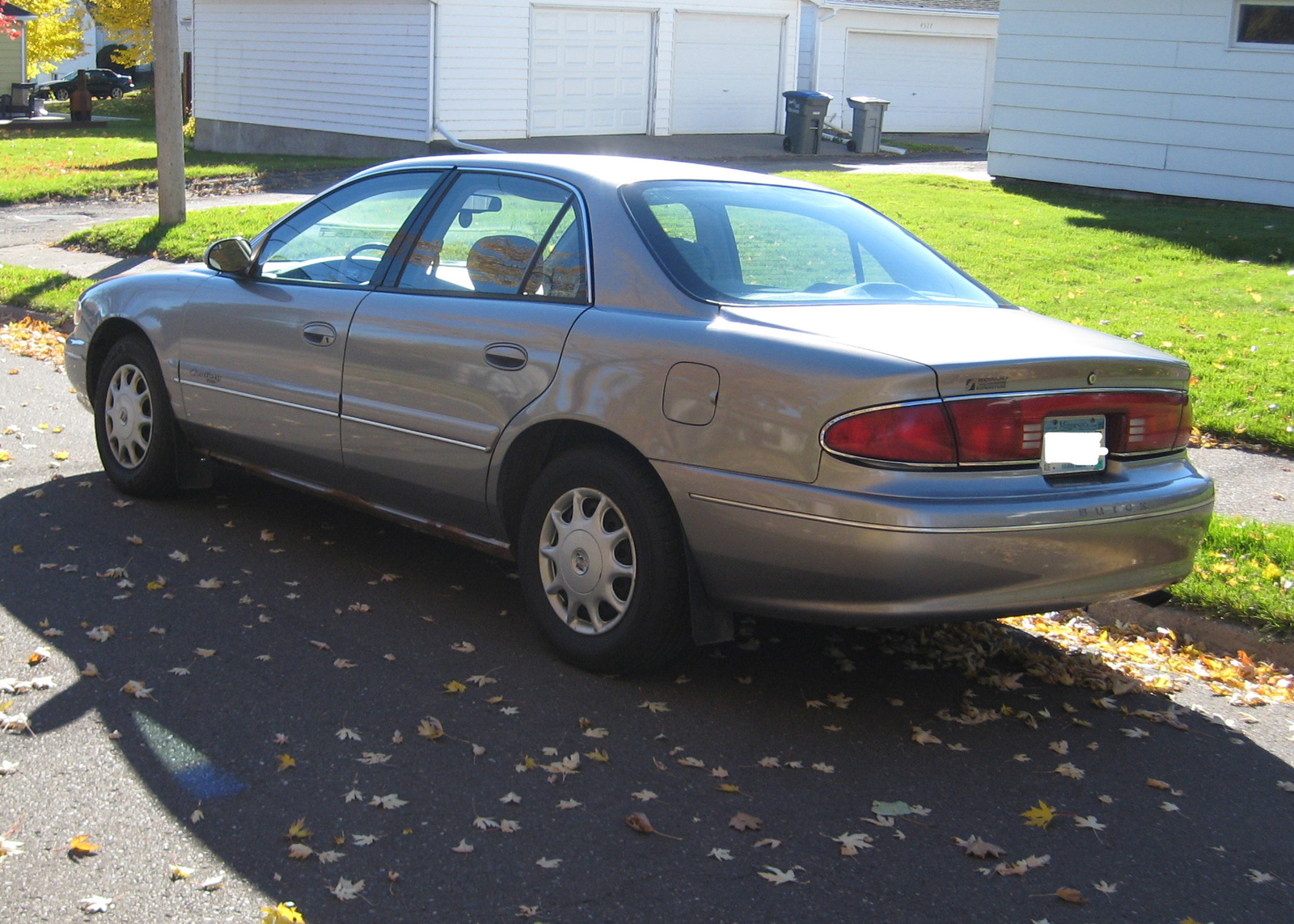 Picture of 1998 Buick Century Custom