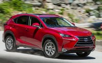 2015 Lexus NX 300h Picture Gallery