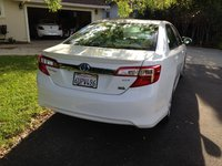 Picture of 2012 Toyota Camry Hybrid XLE, exterior
