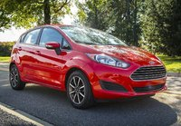 2015 Ford Fiesta, Front-quarter view, exterior, manufacturer, gallery_worthy