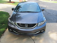 Picture of 2014 Honda Civic EX-L w/ Navigation, exterior