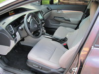 Picture of 2014 Honda Civic EX-L w/ Navigation, interior