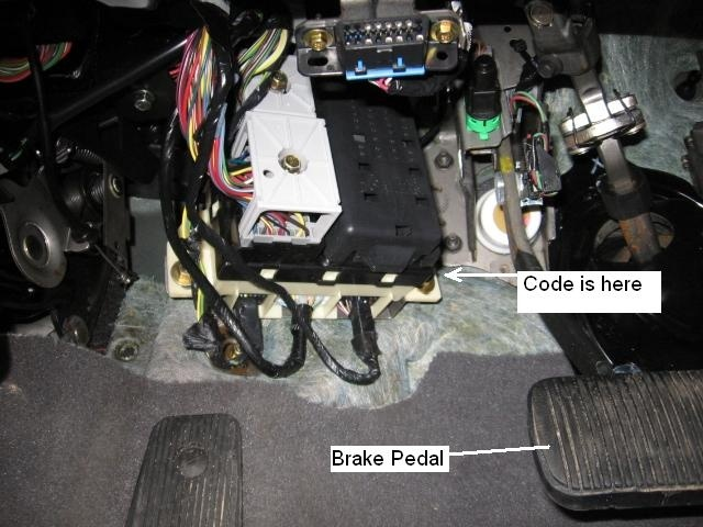 Pic X on 2001 Ford Windstar Fuse Box Location