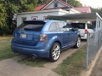 Picture of 2009 Ford Edge Sport, exterior, gallery_worthy