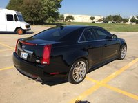 Picture of 2012 Cadillac CTS-V Sedan, exterior