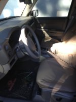 Picture of 2008 Jeep Commander Sport, interior