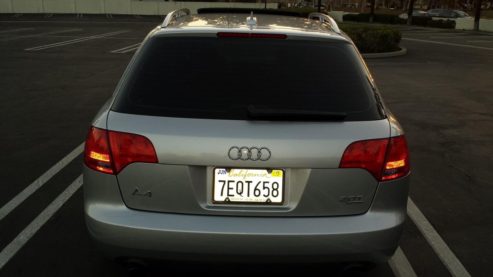 2006 Audi A4 Avant