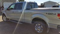 Picture of 2012 Ford F-150 Lariat SuperCrew 5.5ft Bed 4WD, interior