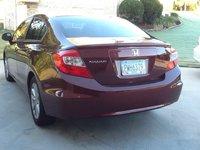 Picture of 2012 Honda Civic EX, exterior