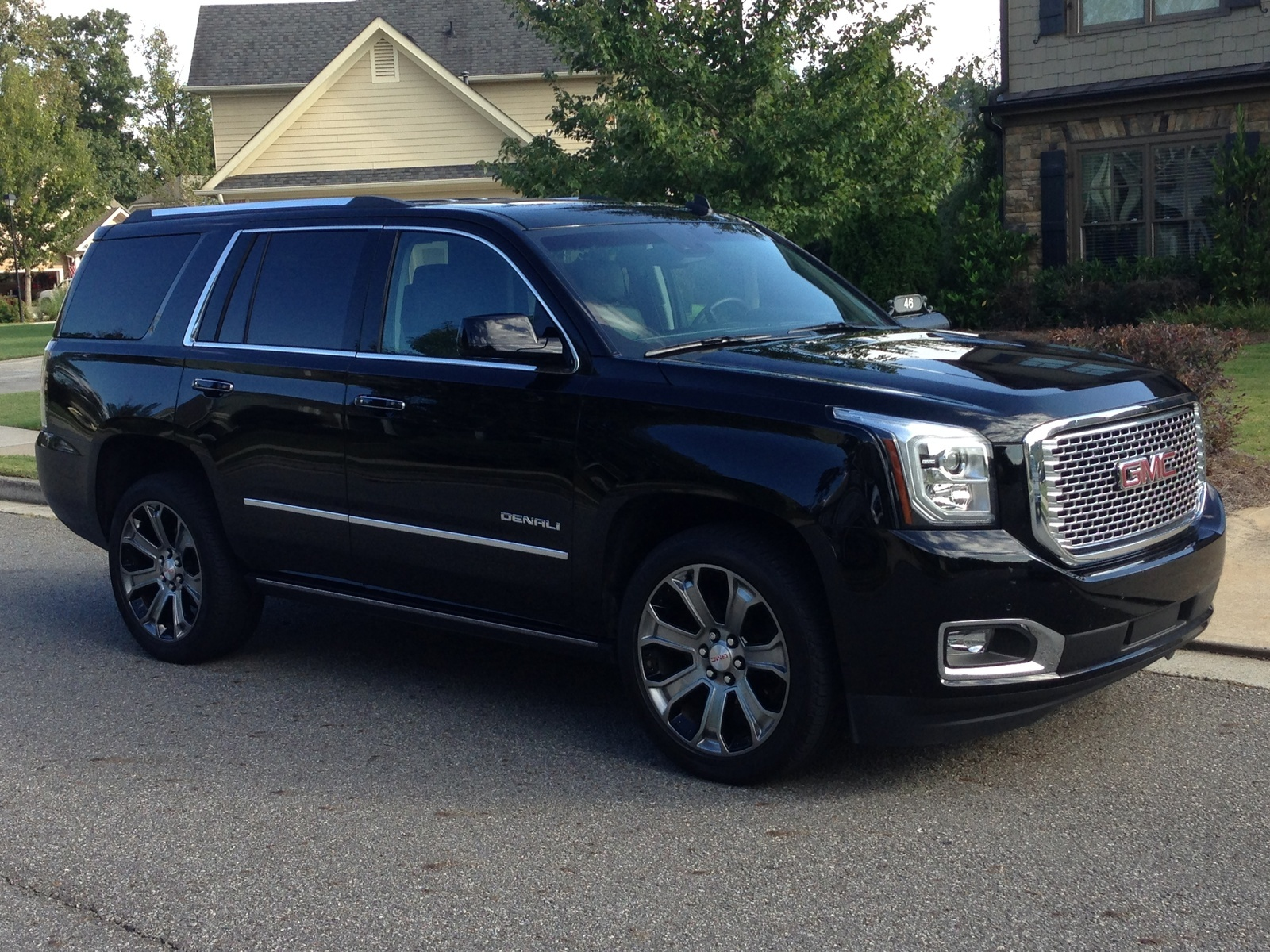 picture of 2015 gmc yukon denali base