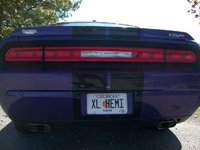 Picture of 2013 Dodge Challenger SRT8, exterior