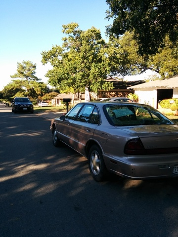 Picture of 1999 Oldsmobile LSS 4 Dr STD Sedan