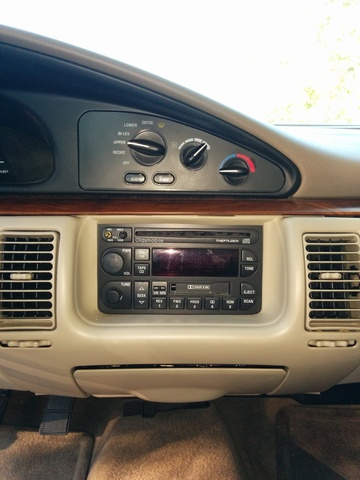 Picture of 1999 Oldsmobile LSS 4 Dr STD Sedan, interior