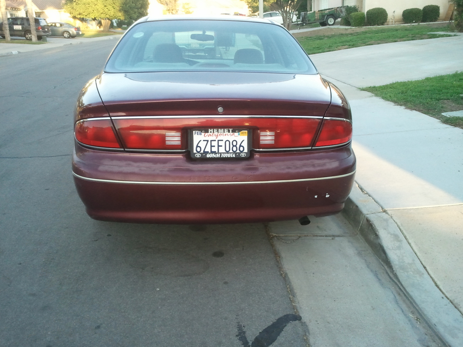 Picture of 1997 Buick Century Custom