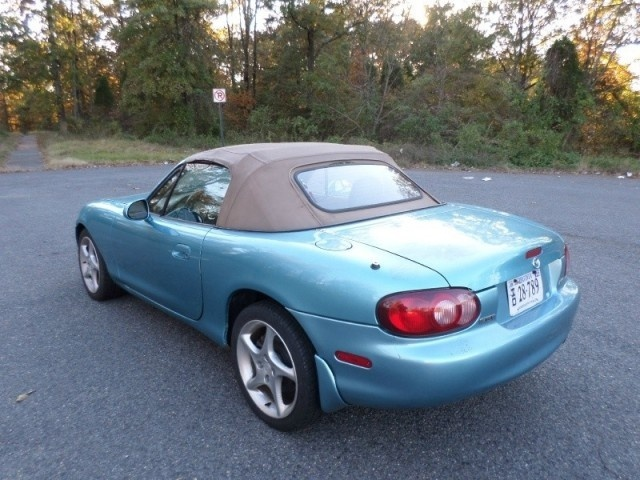 picture of 2001 mazda mx 5 miata se exterior. Black Bedroom Furniture Sets. Home Design Ideas