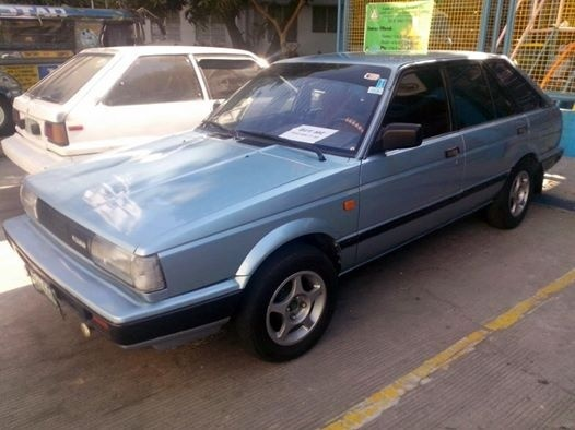 Picture of 1990 Nissan Cefiro, exterior, gallery_worthy