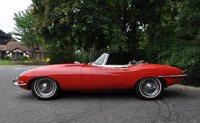 1964 Jaguar E-Type Overview