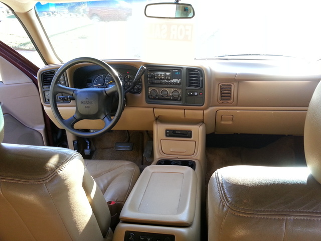 Attractive Picture Of 2000 GMC Yukon XL 1500 SLT 4WD, Interior, Gallery_worthy Nice Design
