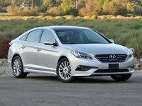 2015 Hyundai Sonata Limited, exterior