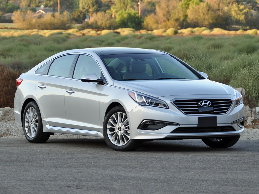 2015 hyundai sonata test drive review cargurus. Black Bedroom Furniture Sets. Home Design Ideas